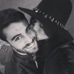 Pablo Espinosa e Sara Moraleda