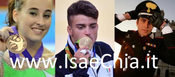 Simone Montedoro, Fabio Basile e Carlotta Felito