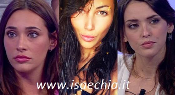 Sonia Lorenzini, Ilaria Zaccagnino e Ginevra Pisani