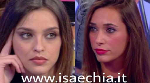 Sonia Lorenzini e Ginevra Pisani