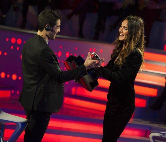 Verissimo - Pablo Espinosa e Silvia Toffanin