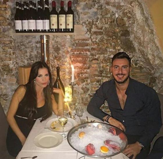 Antonella Mosetti e Gennaro Salerno