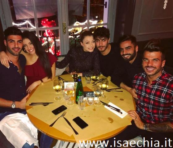 Clarissa Marchese e Federico Gregucci, Camilla Mangiapelo e Riccardo Gismondi, Claudio Sona e Mario Serpa