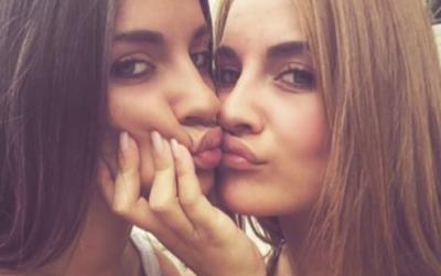 Jessica e Lidia Vella
