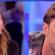 """'Domenica Live', è scontro tra Andrea Damante e Karina Cascella che ironizza: """"Pensa alle gravidanze finte che inventate tu e Giulia De Lellis!"""""""