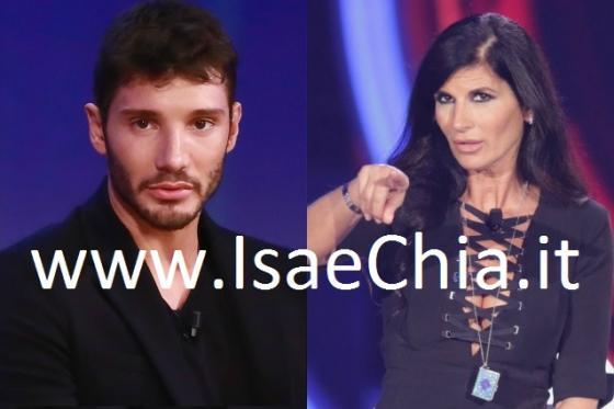Stefano De Martino e Pamela Prati