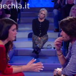 Trono classico - Clarissa Marchese e Luca Onestini