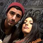 Clarissa Marchese e Federico Gregucci
