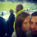 Cristiano Angelucci e Elisa Panichi