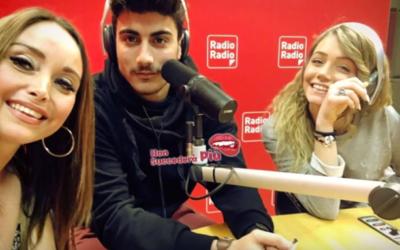Giada Di Miceli, Riccardo Gismondi e Camilla Mangiapelo
