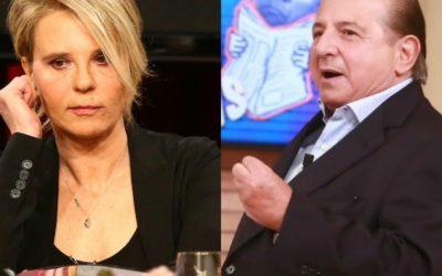 Giancarlo Magalli, Maria De Filippi