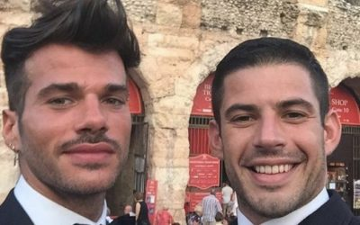 Juan Sierra e Claudio Sona