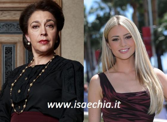 Maria Bouzas e Martina Stella