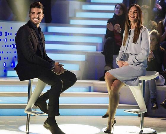 Mariano Di Vaio e Silvia Toffanin