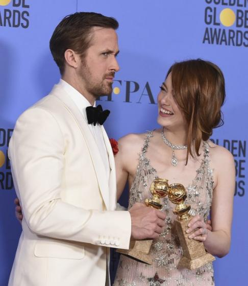 Ryan Gosling e Emma Stone