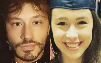 Somiglianza tra Mirko Bonalumi e Aurora Ramazzotti