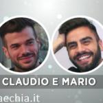 Trono classico - Claudio Sona e Mario Serpa