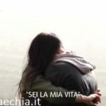 Trono classico - Clarissa Marchese e Federico Gregucci