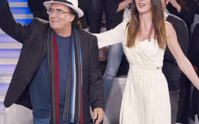 Al Bano Carrisi e Silvia Toffanin