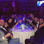 Andrea Melchiorre, Claudio Sona, Mario Serpa, Giulia De Lellis, Andrea Damante, Federico Gregucci e Clarissa Marchese