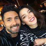 Claudio D'Angelo e Ginevra Pisani
