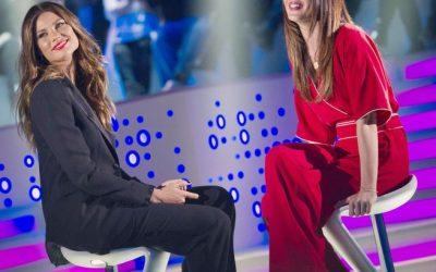 Dayane Mello e Silvia Toffanin