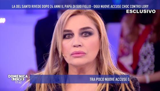 Domenica Live - Lory Del Santo