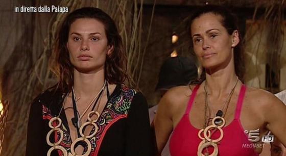L'Isola dei Famosi - Samantha De Grenet e Dayane Mello
