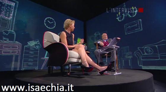 'L'intervista' - Maria De Filippi e Maurizio Costanzo