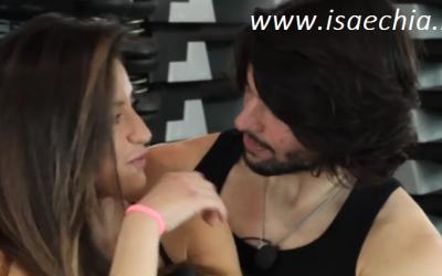 Luca Onestini e Marcella Nespiolo
