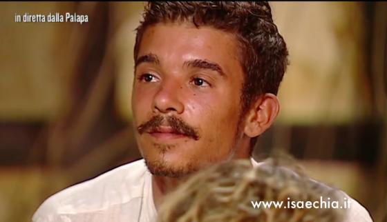 Moreno Donadoni- L'Isola dei Famosi
