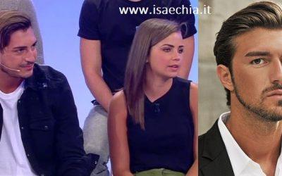 Oscar Branzani e Eleonora Rocchini, Andrea Damante