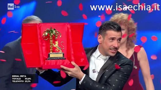 Sanremo 2017 - Francesco Gabbani