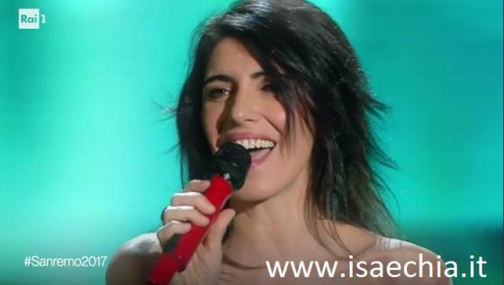 Sanremo - Giorgia