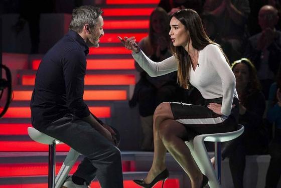 Verissimo - Fernando Coronado e Silvia Toffanin