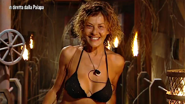 Isola dei Famosi, Eva Grimaldi ha fatto coming out
