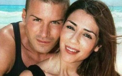 Jack Vanore e Raffaella Mennoia