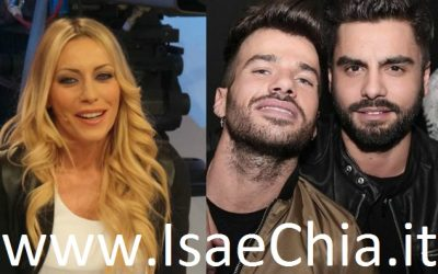 Karina Cascella, Claudio Sona e Mario Serpa