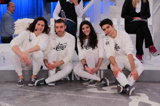 Sebastian Taveria , Lo Strego e Shady Fatin Cherkaoui e Oliviero Bifulco