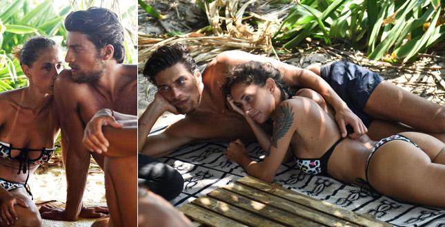 Isola 12 - Simone Susinna e Malena