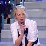 Trono classico - Maria De Filippi
