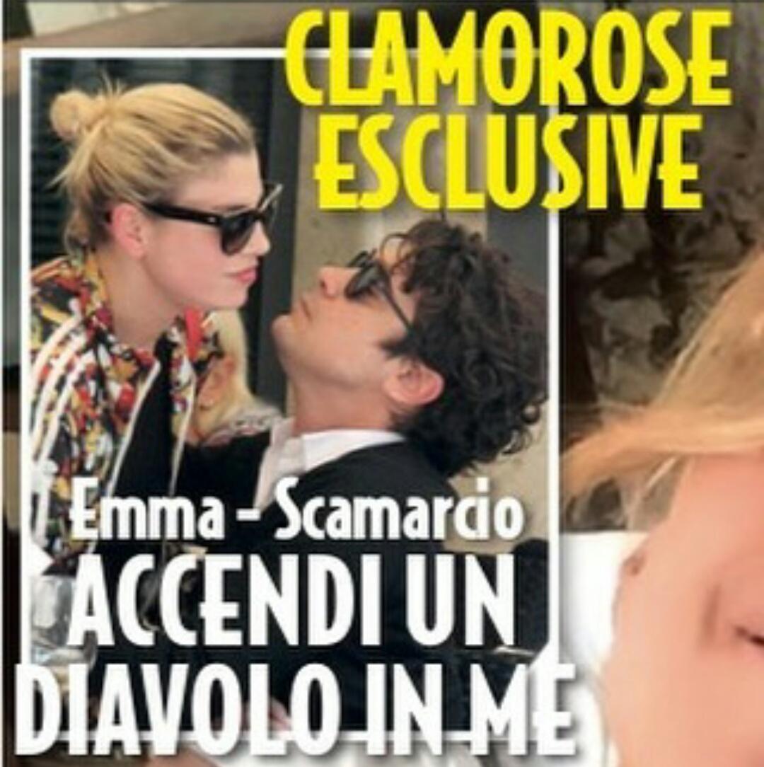 Emma Marrone e Riccardo Scamarcio, è nato un nuovo amore?