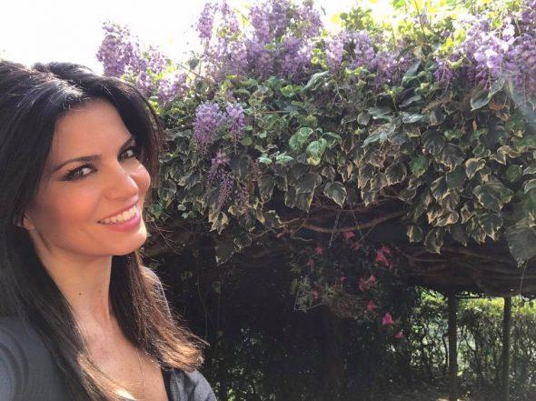 Laura Torrisi innamorata del pilota Luca Betti