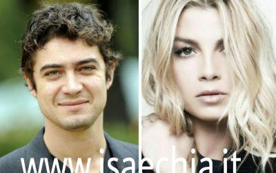 Emma Marrone e Riccardo Scamarcio