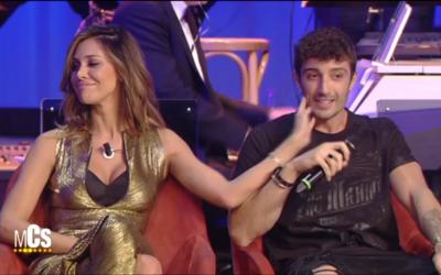 Andrea Iannone e Belen Rodriguez