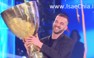Amici 16 - Andreas Muller