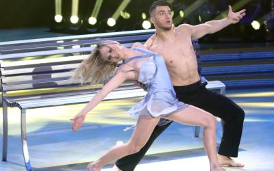 Anastasia Kuzmina e Fabio Basile