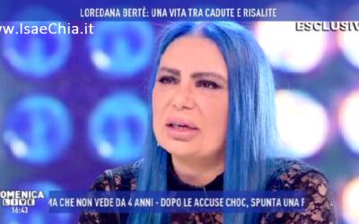 Loredana Bertè - Domenica Live
