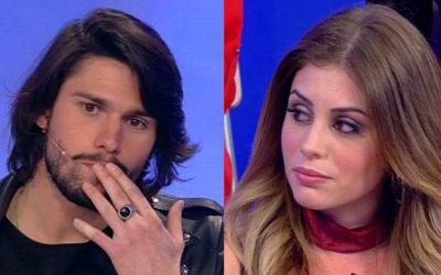 Luca Onestini e Giulia Latini