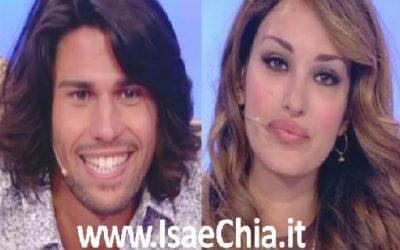 Luca Onestini e Rosa Perrotta